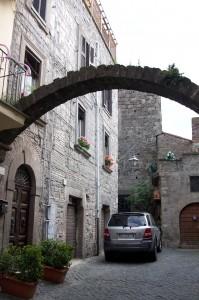 San Pellegrino quarter, Viterbo