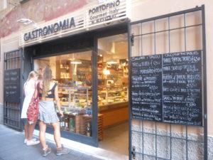 gastronomy  shop, Santa Margherita
