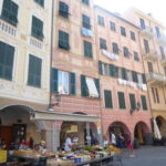 street market Santa Margherita
