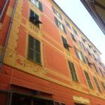 painted palazzo, Santa Margherita
