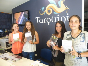 tarq books