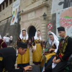 Kotor  folk dancers