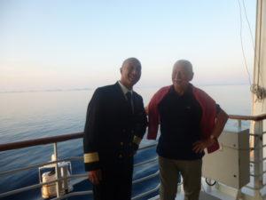 the 2 italians: Fabio & Fulvio