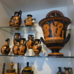 Greek vases, Katakolon