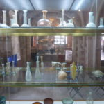ancient glass, Chania