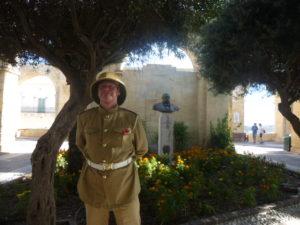 Barakka gardens, Malta