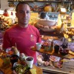 Siracusa market snacks