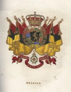 belgium arms