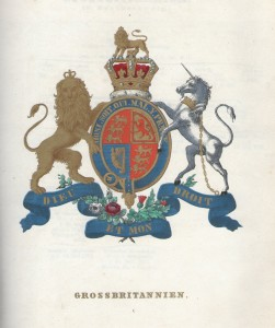 great britain arms