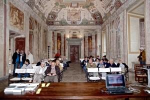 sala di Giove, Palazzo Farnese
