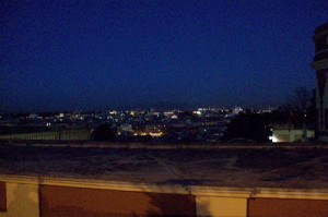 gianicolo view