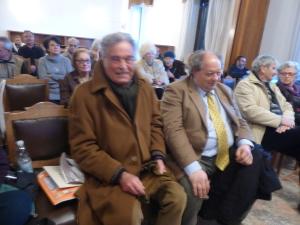 Maestro Paternesi and Ispettore Capo Orlandini