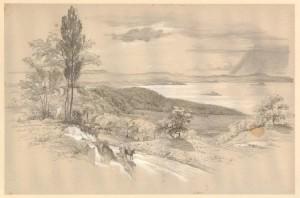 Bolsena lake Ainsley