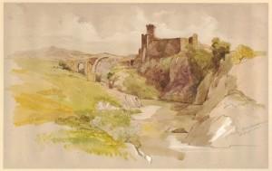 Vulci castello Ainsley