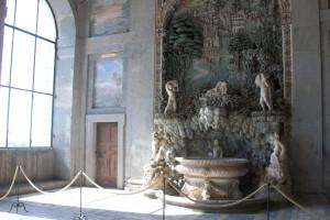 caprarola fountain