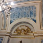 frescoes and stucchi