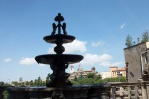 viterbo fountain