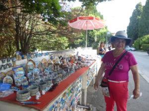 pola souvenir lady