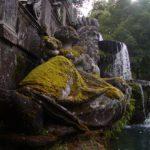 Majestic  sculpture, Villa Lante